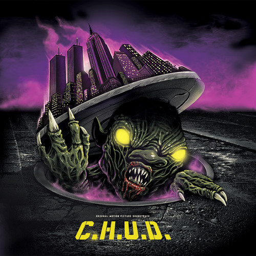 David Cooper-C.H.U.D. (Original Motion Picture Soundtrack)