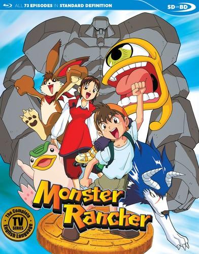 Monster Rancher Complete