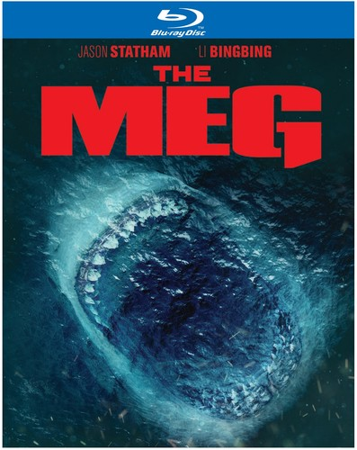 Meg [Blu-ray/DVD]