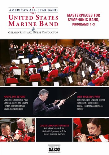 Masterpieces for Symphonic Band Programs 1-3