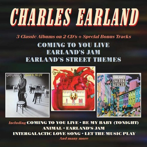 Coming To You Live /  Earland'S Jam /  Earland'S Street Themes [Import]