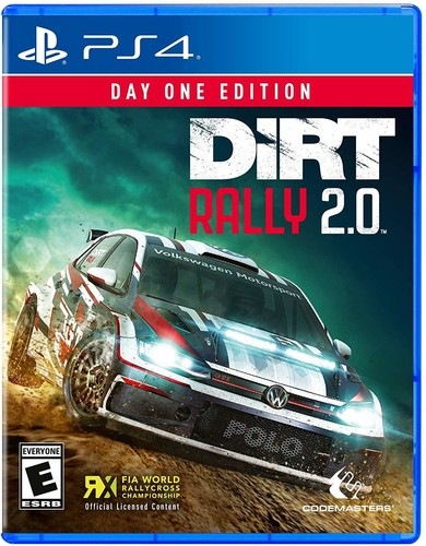 Dirt Rally 2.0 - Day One Edition for PlayStation 4