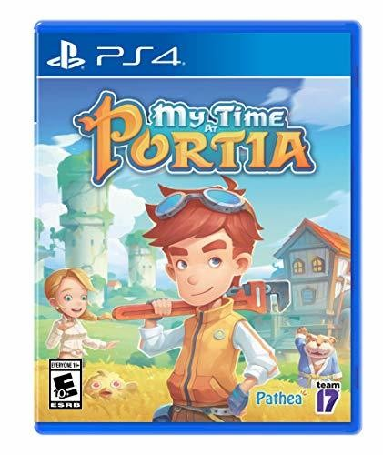 My Time at Portia for PlayStation 4