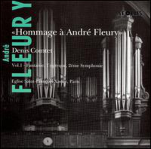 Music of Andre Fleury 1