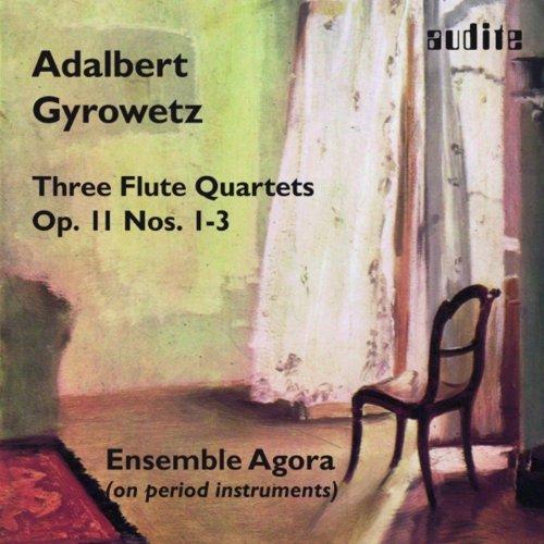 Flute Quartets Op 11 #1-3