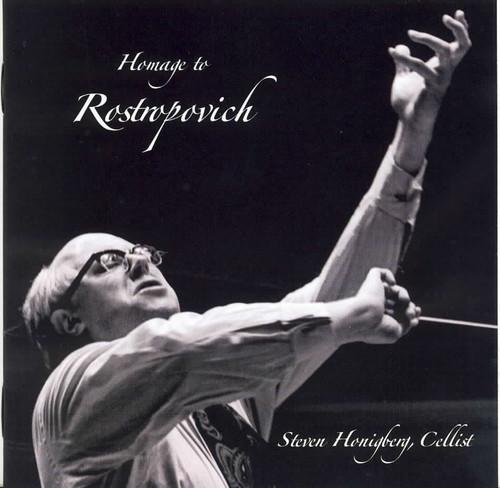 Homage to Rostropovich