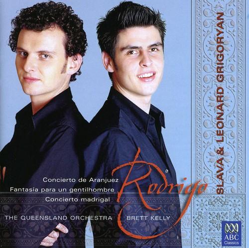 Rodrigo: Concierto de Aranjuez /  Cto Madrigal