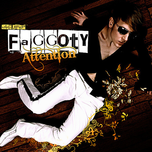 Faggoty Attention Maxi Single