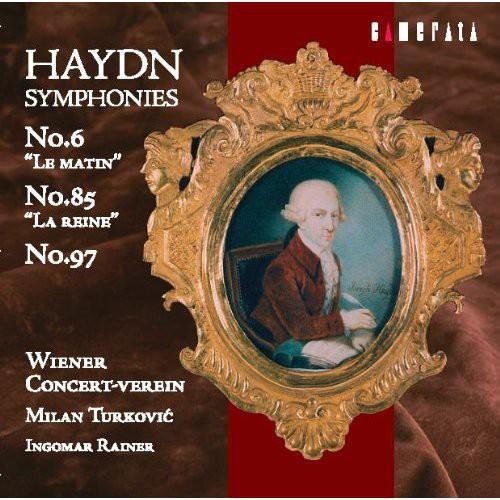 Haydn, J. : Symphonies Nos. 6 85 & 97