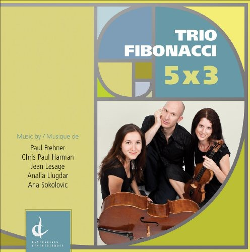 Trio Fibonacci: 5X3