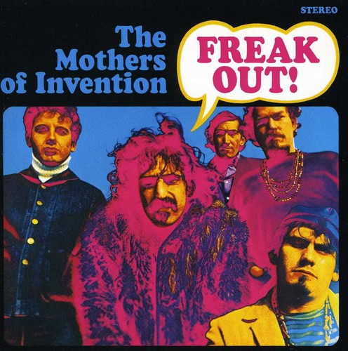 Frank Zappa-Freak Out!