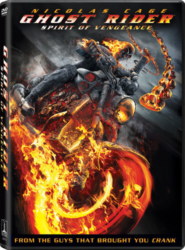 Ghost Rider: Spirit of Vengeance [UltraViolet]
