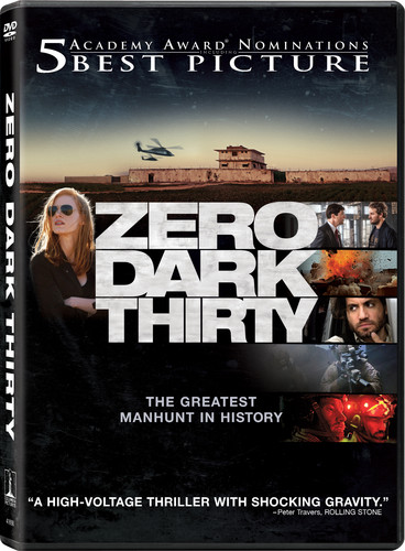 Zero Dark Thirty [UltraViolet]