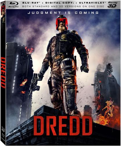 Dredd [3D] [Blu-ray] [DTS]