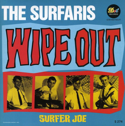 Wipe out/ Surfer Joe
