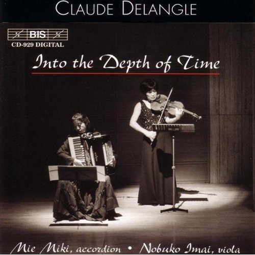 Into the Depth of Time: Accordion & Viola