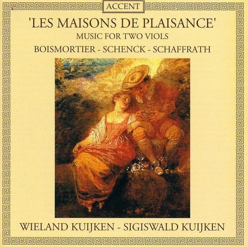 Maisons de Plaisance (Houses of Pleasure)