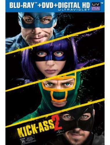 Kick-Ass 2 [2 Discs] [UltraViolet] [Blu-ray/DVD]