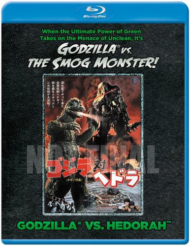Godzilla Vs. Hedorah