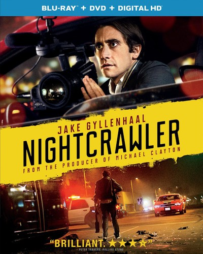 Nightcrawler [2 Discs] [UltraViolet] [Blu-ray/DVD]