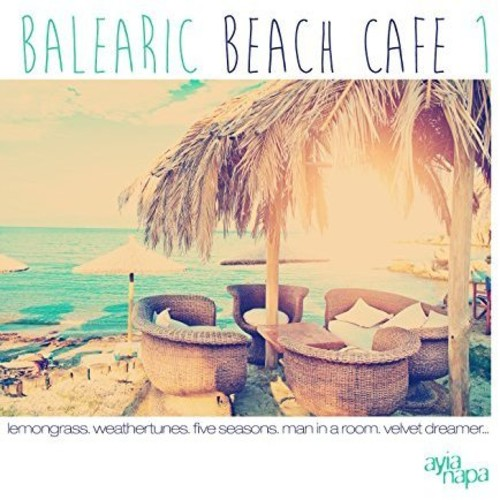 Balearic Beach Cafe 1