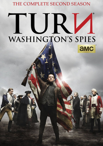 TURN - Washington's Spies: The Complete Second Season