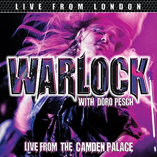 Warlock Live With Doro Pesch: Live From London