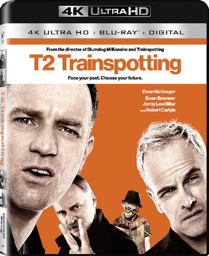 T2: Trainspotting [UltraViolet] [4K Ultra HD Blu-ray] [2 Discs]