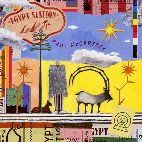 Paul McCartney-Egypt Station