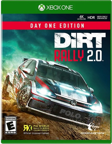 Dirt Rally 2.0 - Day One Edition for Xbox One