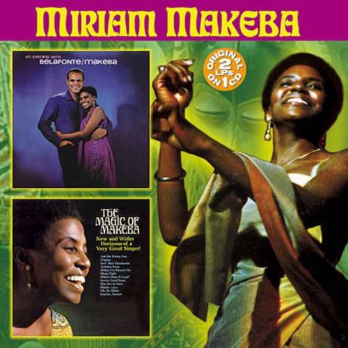 An Evening With Miriam Makeba /  The Magic Of Miriam Makeba