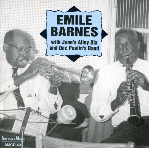 Emile Barnes With Jane's Alley Six and Doc