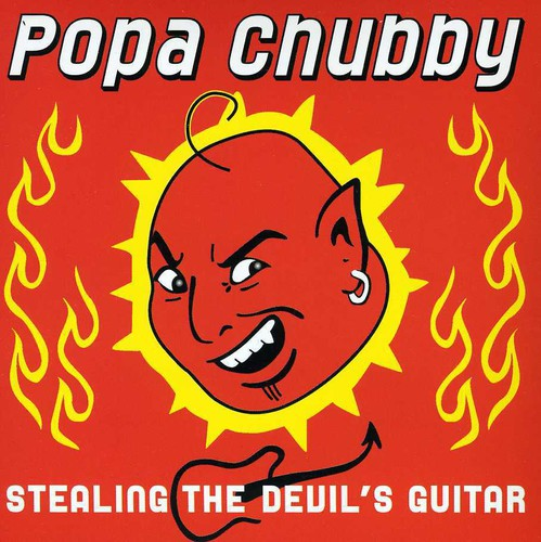 Stealing The Devil's Guitar