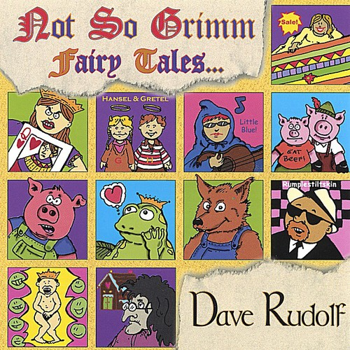 Not So Grimm Fairy Tales