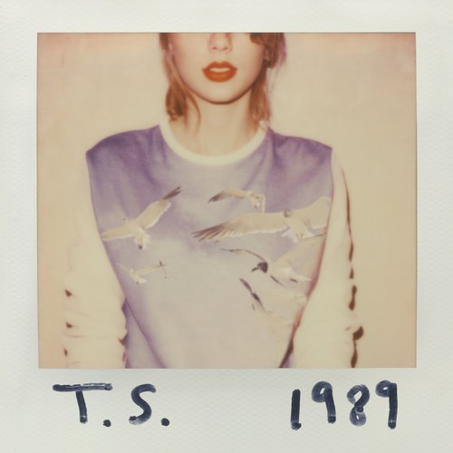 Taylor Swift-1989 [LP]