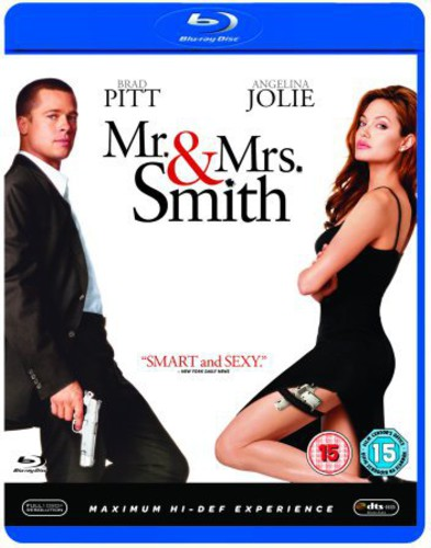 Mr & Mrs Smith [Import]
