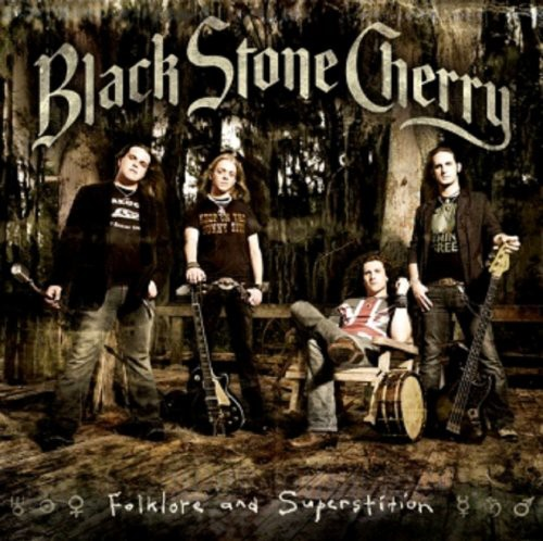Black Stone Cherry-Folklore and Superstition