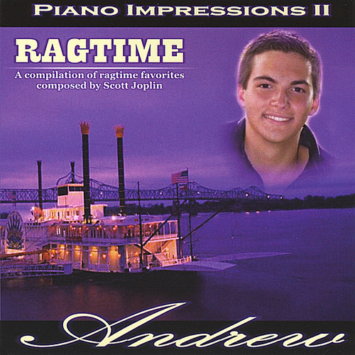Piano Impressions 2: Ragtime