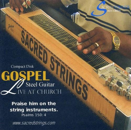 Gospel Steel Guitar Live in Church