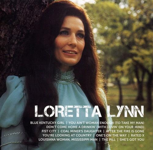 Loretta Lynn-Icon