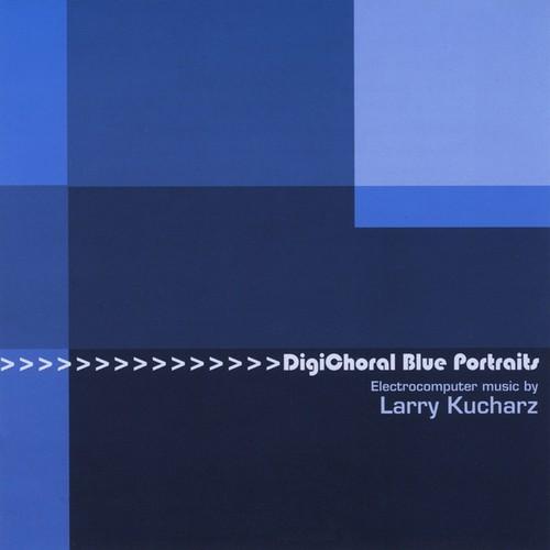 Digichoral Blue Portraits