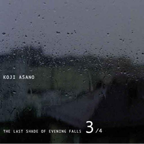 Last Shade of Evening Falls 3/ 4