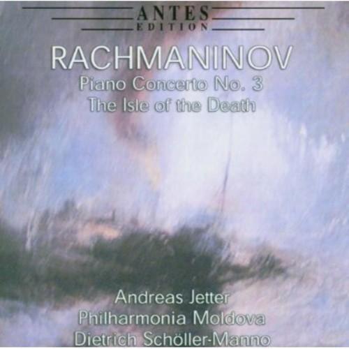 Piano Cto No 3 /  Isle of the Dead