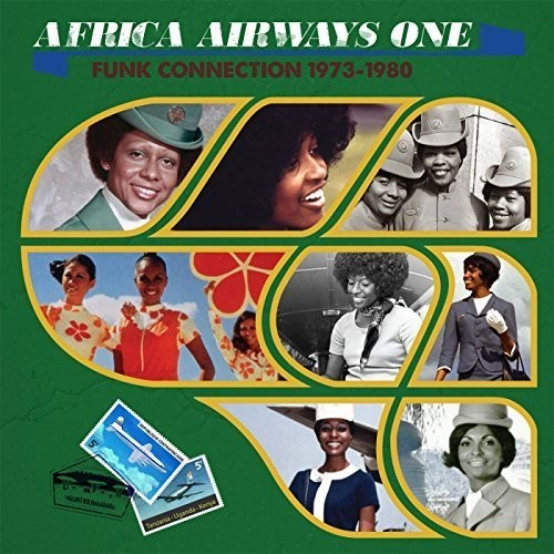 Africa Airways One (funk Connection 1973-80) /  Var