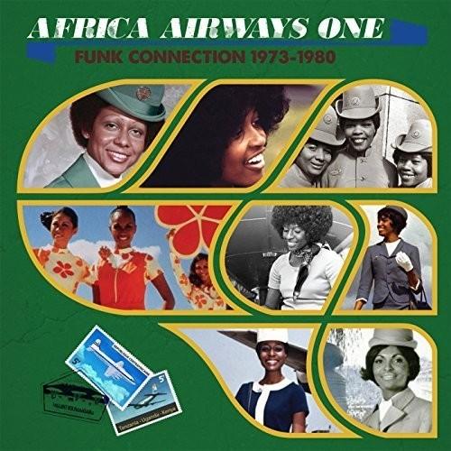 Africa Airways One (funk Connection 1973-80) /  Var
