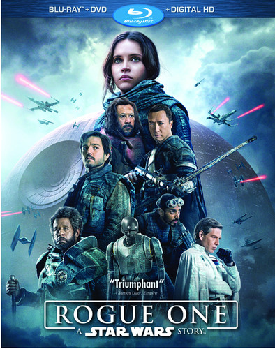 Rogue One: A Star Wars Story [Blu-ray/DVD]
