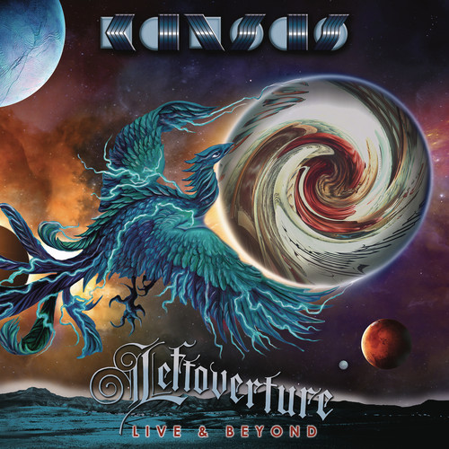 Leftoverture Live And Beyond