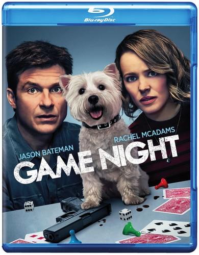 Game Night [Blu-ray/DVD]