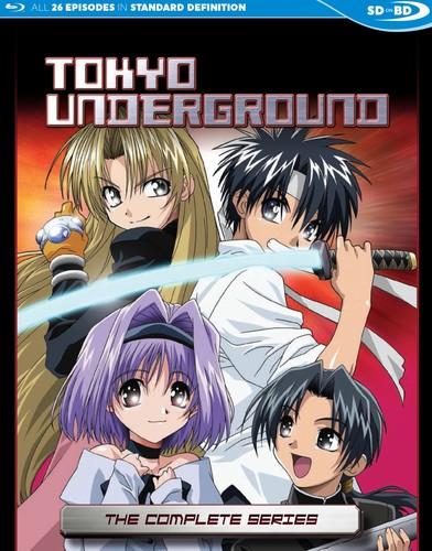 Tokyo Underground Complete Series