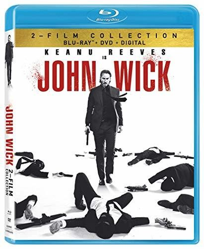 John Wick 1 & 2 Double Feature [Blu-ray/DVD]